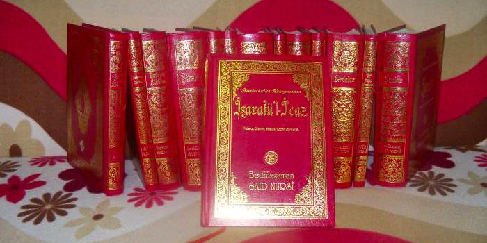 İlim, hikmet, irfan mektebi: Risale-i Nur